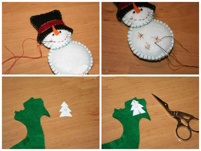 Ведро на голову для снеговика своими руками