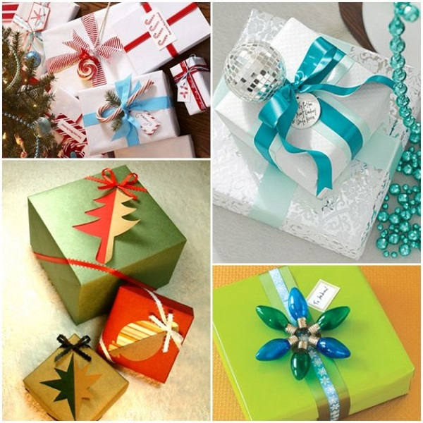 как сделать упаковку подарка