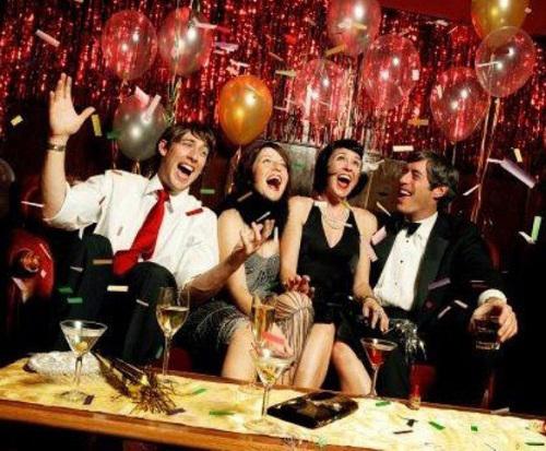Новый год в ресторане сценарий