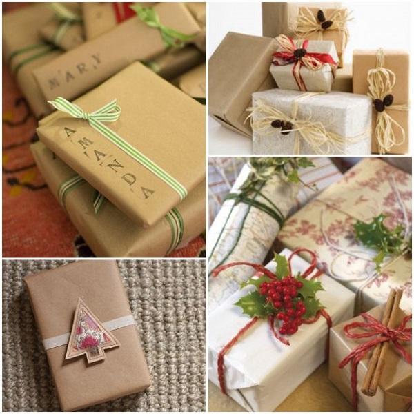 подарки на новый год идеи упаковки