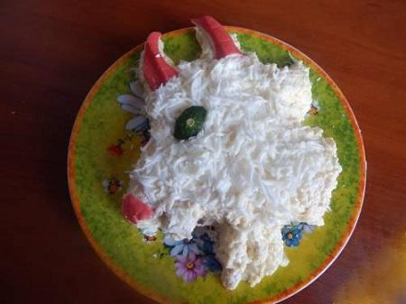 salat-kozlik
