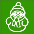 novogodnie-vyityinanki-sniegovik