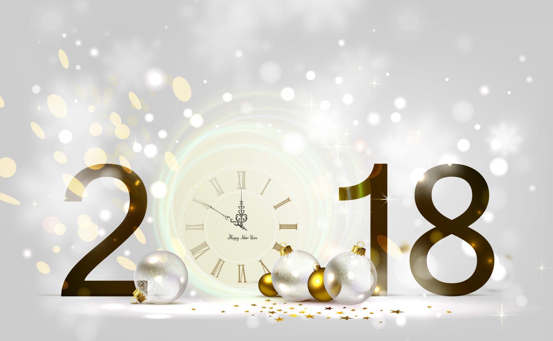 Короткие смс поздравления на Новый год 2019